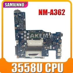 Nowy ACLU1 ACLU2 UMA NM-A272 NM-A362 dla Lenovo G50-70 Z50-70 G50-80 płyta główna do laptopa z 3558U