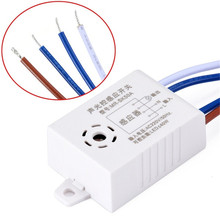 Led-Sensor-Switch Body-Sound Human And 220V Light-Control Model Suitable-For