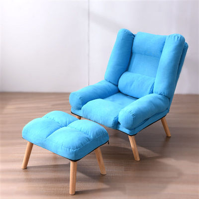 Lazy Sofa, Tatami, Single Sofa, Bedroom, Small Sofa, Small Apartment Folding Chair, Balcony, Leisure And Lazy Chair