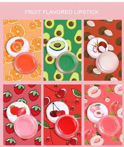 Lipstick Color Change Lady Lip Moisturizer Jelly Balm Cream Aloe Moisturizing Long Lasting Lip Stick Makeup Temperature TSLM1