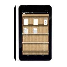 Sıcak dijital e kitap okuyucu akıllı Android WiFi pc çalar destek oyunları destek arka gece kullanımı için hediye 32GB kartı