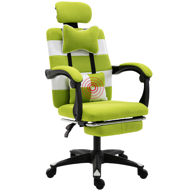 Computer Chair Home Office Chair Staff Chair Modern Simple Mesh Chair Lift Swivel Chair Student Chair Electric Competition Chair