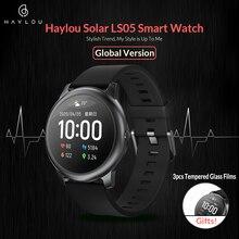 הגלובלי גרסה Haylou שמש חכם שעון LS05 12 מצבי ספורט מתכת לב קצב שינה צג עמיד למים iOS אנדרואיד