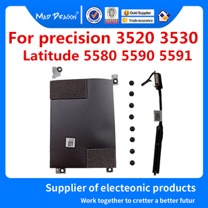 Laptop Hard Drive Bracket Caddy HDD Disk Drive cable for Dell Latitude 5580 5590 5591 Precision 3520 3530 06NVFT 6NVFT 06F7DD