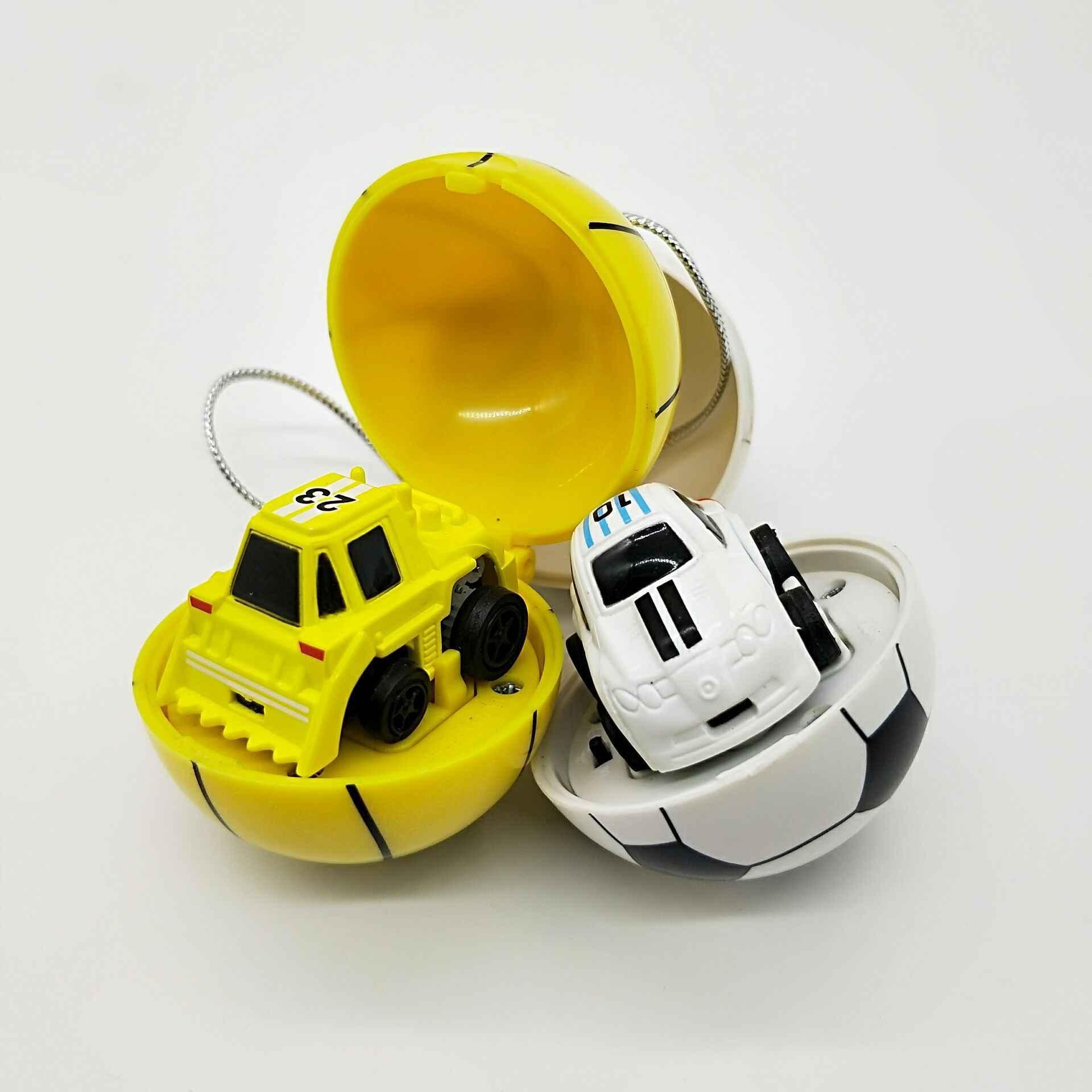 AliExpress Advantage Supply 2 4G Mini Football Two-Way Remote Control Car  Race Car Electric Model Toy