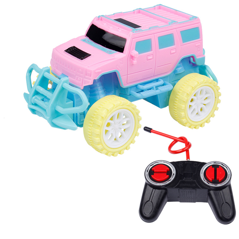 Children's Toy Car Four-way Remote Control RC Car 1:43 Electric Wireless Remote Control Buggy Model Kids Toys Boy Girl Toy Gift