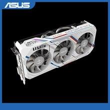 Asus tuf 3-gtx1660s-o6g-gundam nvidia®Geforce gtx 1660 super™Gddr6 6gb dvi dp placa gráfica