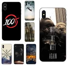 The 100 Tv Shows Movie TPU Screen Protector For Huawei nova 2 2S 3i 4 4e 5i Y3 Y5 II Y6 Y7 Y9 Lite Plus Prime Pro 2017 2018 2019(China)