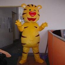 Tigger mascot Anime Animal Tigger  Cosplay Pajamas Adult Unisex Onesie Fleece Party Dresses Jumpsuit