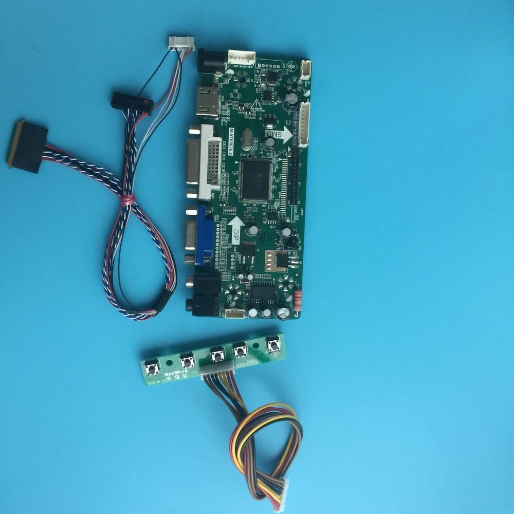 Kit For LP173WF1(TL)(B1) VGA HDMI 1920X1080 Controller Board DIY 2019 Driver LVDS 40pin 17.3