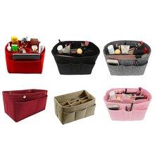 Multifunction Open Cosmetics Storage Bag