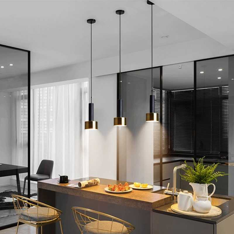 lukloy modern kitchen island pendant light modern pendant lamp dining table suspension cafe counter chandelier lamps locomotive