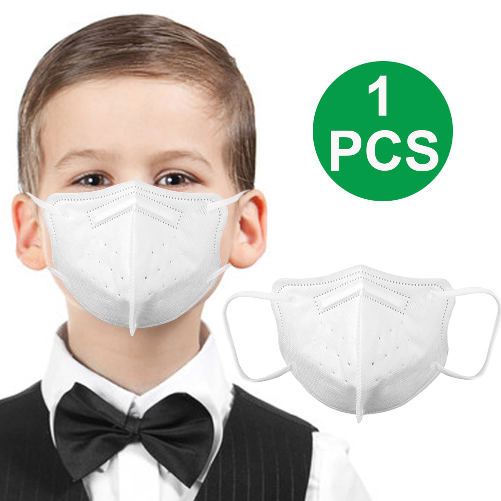 PM2.5  Kids KN95 Anti Virus Anti-pollution Face Mask Dust-proof Mouth Masks PM2.5 Anti Haze Outdoor Safety Protective Mask