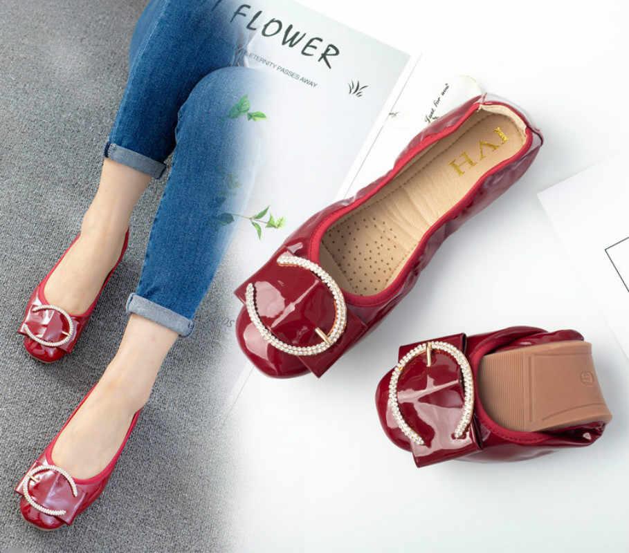 คุณภาพสูงรองเท้าผู้หญิง PU รองเท้าหนังรองเท้ารองเท้า Handmade Comfort Loafers ผู้หญิงรองเท้า Oxford รองเท้าสำหรับผู้หญิง Ayakkabi