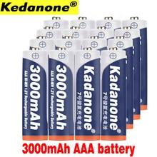 8 ~ 20 nouvelle batterie AAA 3000 mAh 3A batterie Rechargeable NI-MH 3A 1.2 V aaa batterie pour horloges, souris, ordinateurs, jouets, etc.