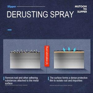 Image 5 - 50ML Anti Corrosive Rust Inhibitor Metal Wheel Polish Rust Remover Derusting Spray Car Maintenance Cleaning Auto Accessries