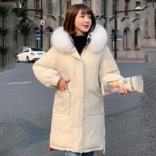 casaco Acolchoado Pele de