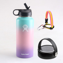 Hydro Flask Water Bottle Wide Mouth Vacuum Flasks Thermoses Stainless Steel Insulated Thermos 18/32/40oz Hydro Flask vsco Bottle