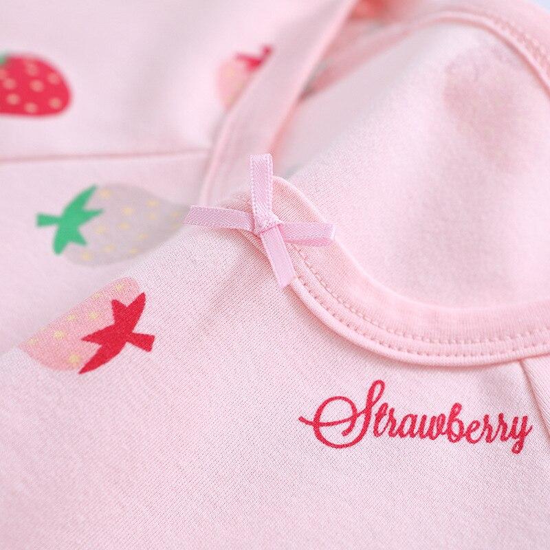 Children Long Sleeve Pajamas Spring Autumn Winter Girls' Pajama Long Sleeve Spring And Autumn Children Tracksuit GIRL'S Nightgow
