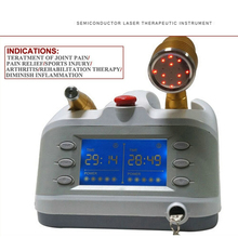 New 808nm 650nm Laser Pain Relief Device Lower Back Pain for Pain Management And Arthritis Rehabilitation rehabilitation household new pain device soft laser equipment