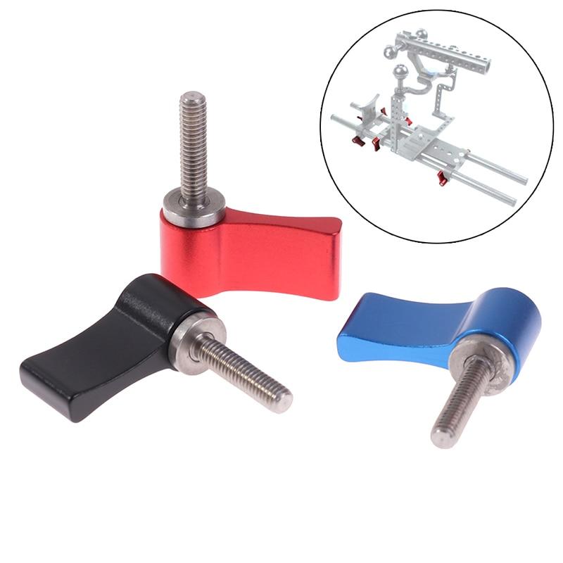 1Pc Adjustable Wrench Screw Aluminum Alloy Handle Adjustable Screws DSLR Camera Photography Acc
