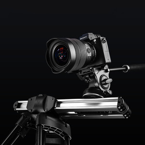 Image 5 - 마이크로 2 카메라 슬라이더 트랙 돌리 레일 시스템 DSLR 카메라 용 전문 미니 비디오 슬라이더 Sony BMCC Canon RED ARRI Mini