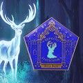 Подарок от Rowling на значок заклинания отхардито патрона Великолепная заколка для оленя HP Wizarding Honeydukes брошь для конфет и шоколада