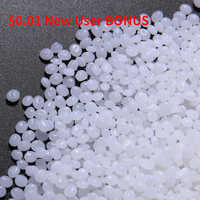 50g 100g Polymorph InstaMorph Thermoplastic Friendly Plastic DIY aka Polycaprolactone Polymorph Pellet High Quality