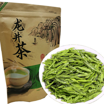 ZAC-095 chińska herbata nowa herbata wysoka góra herbata longjing herbata zachodnia jezioro longjing herbata longjing zielona herbata xihu longjing długa herbata jing tanie i dobre opinie CN (pochodzenie) ZAC-0095