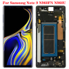 Original N960 LCD For Samsung Galaxy Note 9 LCD Display With Frame Digitizer Assembly NOte 9 N960D N960DS LCD Display Repair