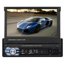 Автомагнитола стерео аудио MP5 плеер безопасная цифровая карта пульт дистанционного управления SWM-9601 Основные аксессуары