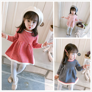 Girls Dresses baby girls Clothes Kids Toddler baby dress for girl princess Cotton Winter Spring Autumn warm Christmas Dresses