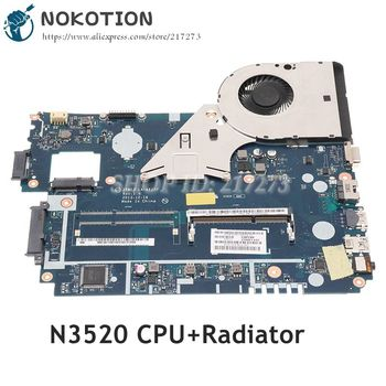 NOKOTION para Acer aspire E1-510 E1-510-2500 placa base de computadora portátil Z5WE3...
