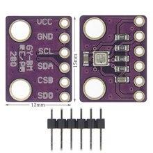 1 pces GY-BME280-3.3 precisão altímetro sensor de pressão atmosférica módulo sensor bme280 3.3v
