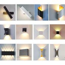 Светодиодный настенный светильник для помещений & outdoor водонепроницаемый