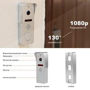 Image 4 - HomeFong Wireless Video Intercom IP Video Door Phone Wifi 10 inch Touch Screen Monitor HD 1080P Doorbell Home Intercom for Villa