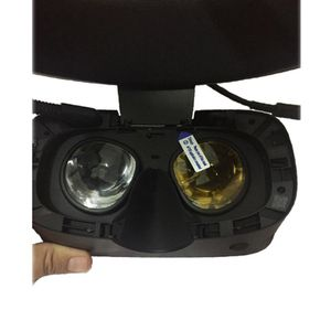 Image 2 - Pellicola protettiva per lenti 4 pz/set per Oculus Quest/Rift S pellicola protettiva per lenti antigraffio trasparente per Oculus Quest accessori in vetro