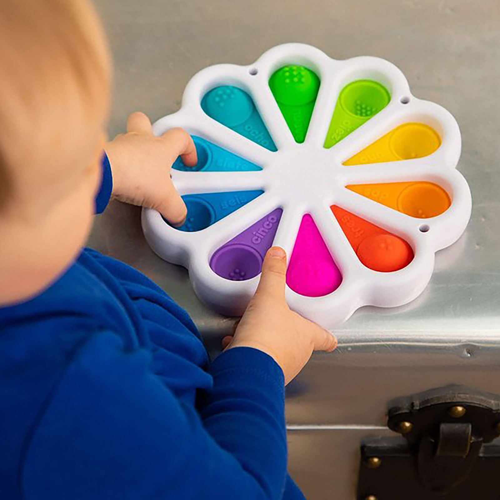 Toy Adult Bubble-Sensory-Toy Autism Pop Fidget Anti-Stress Squishy -Push Needs Funny img4