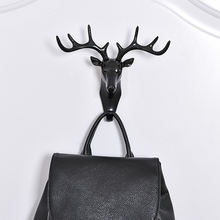 Креативный настенный крючок в скандинавском стиле с рогами для