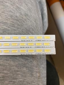 Image 4 - Yeni 56LED LED aydınlatmalı şerit 40PFL5007T 40PFL5537H 40 sol LJ64 03514A 03501A STS400A64 2012SGS40 STS400A75 40RL953
