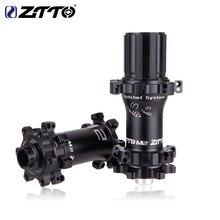 ZTTO MTB 28 ч отверстие straitpull велосипедная втулка QR через ось HG XD 12 скорость совместим с храповым механизмом 54T для горного велосипеда