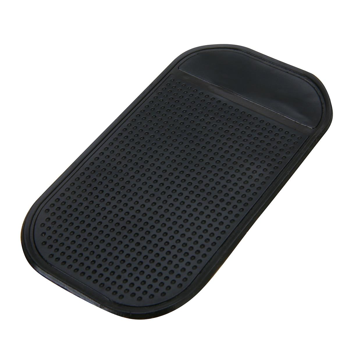 5pcs Rubber Non Slip Mat Car Dash Anti Universal Holder Pad Skid For Phone Keys