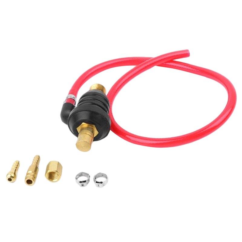 Wig-schweißen Schnell Connector Kit Tig Power Schweißen Gas Adapter 35-50 Für Wp 17/18/26 schweißen Taschenlampe Zubehör