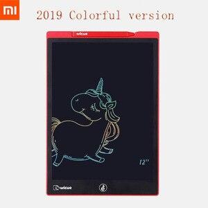 Image 1 - Nouveau Xiaomi Wicue 12 pouces/10 pouces LCD tableau décriture écriture tablette dessin numérique imaginer Pad expansion idée stylo pour les enfants