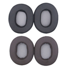 Ear Pads For Sony MDR-1A 1ABT Headphone Headset Memory Foam Replacement Protein Leather Sponge Cover Earpads Eh#