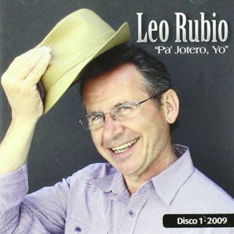 Leo Rubio - Pa Jotero, Yo [CD]
