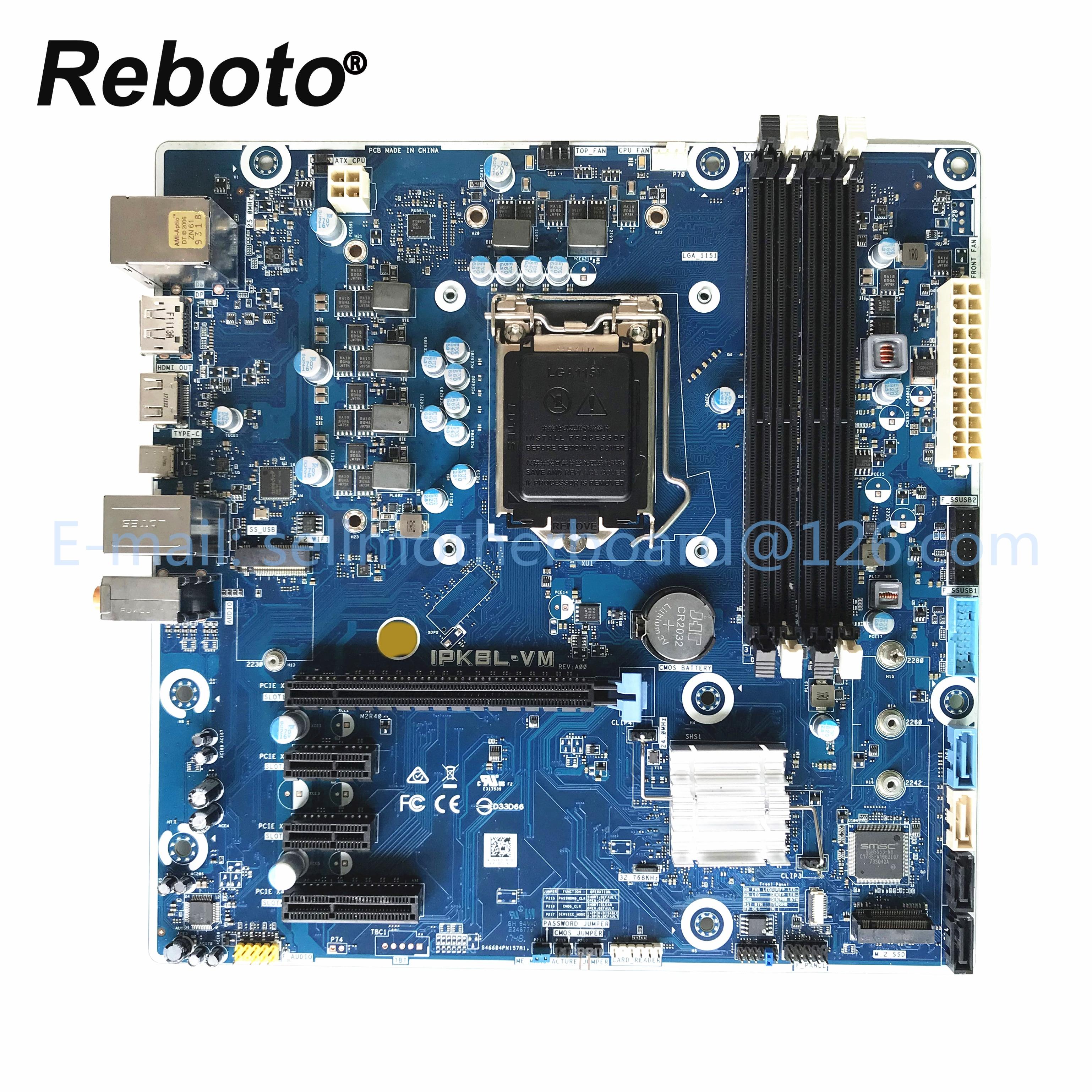 IPKBL-VM For Dell XPS 8920 Z170 PC Desktop motherboard MB LGA 1151 DDR4 0VHXCD