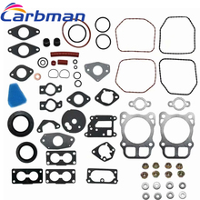 Carbman GASKET OVERHAUL KIT FOR KOHLER CH25S CH730S CH17 CH18 CH19 CH20 CH21 CH22