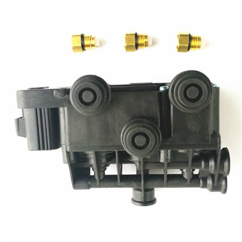 Бесплатная доставка Воздушный компрессор Соленоидный клапан для land rover Discovery 3/LR3 2005 2009 абсолютно новый воздушный компрессор клапан oeRVH000095