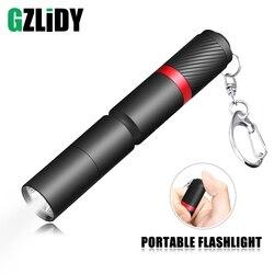 Tragbare LED Taschenlampe Hohe Qualität XPE Lampe Perle Mini Taschenlampe Wasserdichte Stift Licht Mit AAA Batterie Geeignet für Nacht Beleuchtung
